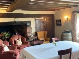 Tudor Wing Living Room