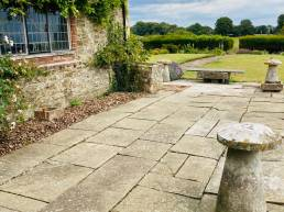 William Penn Suite Garden