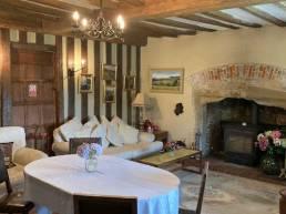 William Penn Suite Living Room